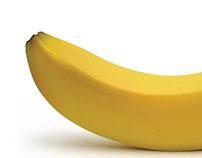 Vector Illustration | Banana