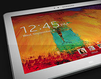 Samsung Galaxy Note 10.1 2014 Edition Sizzle