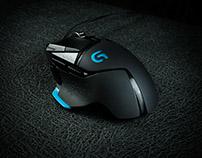 Logitech G502