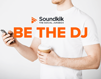 Soundkik App Website