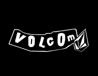 VOLCOM catalogues and Lookbook