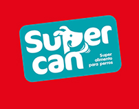 Supercan packaging