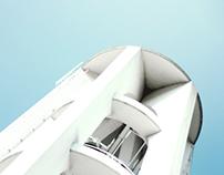 White Belltower