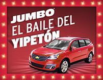 Jumbo Yipeton - Takeover