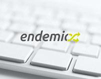Endemic – web. cloud. mobile.