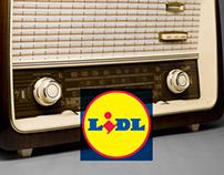 LIDL radio spots