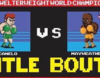 Canelo vs Mayweather