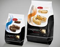 Carmine's – Identité et emballage