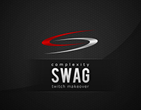 Complexity | Swag ~ Twitch make-over