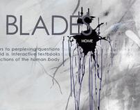SURGICAL BLADES website design