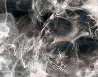DEATH/MUERTE - Portada de Emoticon Magazine 3