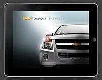 Chevrolet Ecuador Showroom iPad app