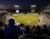 Photography - Dodgers Baseball