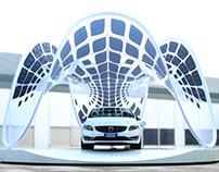 Volvo Pure Tension Pavilion