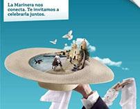 COMERCIAL MOVISTAR - MARINERA