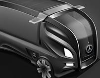 Mercedes-Benz Struktur Accelo Concept 2020