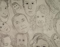 Faces: Memories to Helsinki/ Tváře: Památka na Helsinky