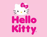 Hello Kitty Tissue Boxes