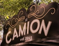 Le Camion French Cuisine Food Truck
