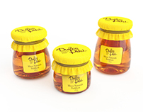 "Honey Jars ""Dulce Plai"""