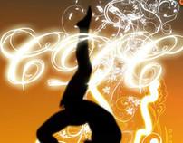 cartaz sarau ginástica 2010 | gymnastic poster 2010