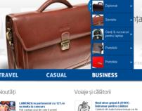 Lamonza web concept