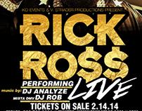Rick Ross Concert
