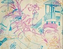 2014 sketchbook