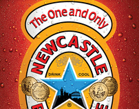 Newcastle Brown Ale 'Walk The Dog' Campaign
