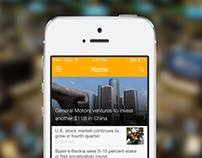Inspect News App