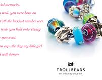 Troll Bead Ad Campaign