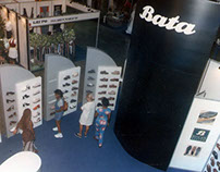 Bata Exhibition Stand Design