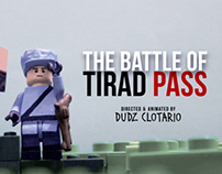 The Battle of Tirad Pass in Lego