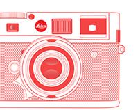 Tríptico Leica