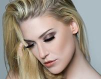 Julie beauty shoot