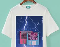 Floppy tees