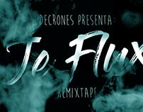 DISEÑO MIXTAPE // JE FLUX - DECRONESBEATS