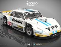 TC Torino 380W – Homenaje a la Misión Argentina en Nürb