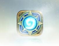 Hearthstone - Realistic icon