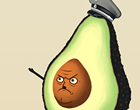 Ich Hass Avocado