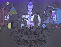BT '50 Ingenious Years'