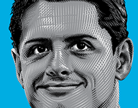 ESPN Magazine: Chicharito