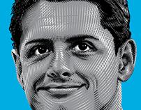 ESPN Magazine: Chicharito