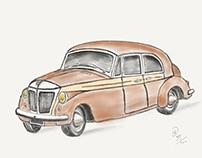 The Hirondelle 6 - An Automotive Fiction
