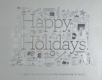 Holiday Gift and Illustration