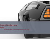 DMC-Delorean: Alias Modelling