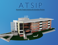 James Cook University: ATSIP Building