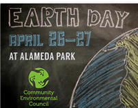 CEC Earth Day Promo