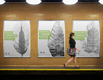 Greener Cities Poster Series