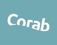 Corab - logo design